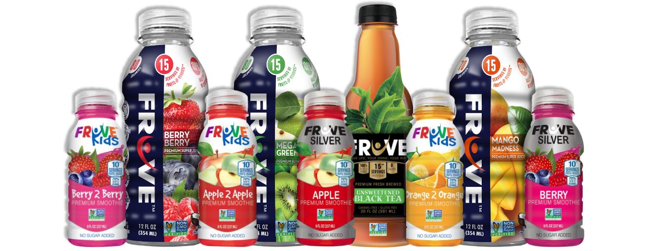 Fruve Fruits Juice | Meet The Fruve Family