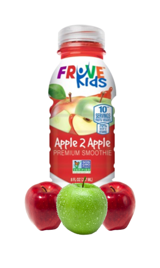 Fruve Fruits Juice | Apple to Apple | Fruve Kids