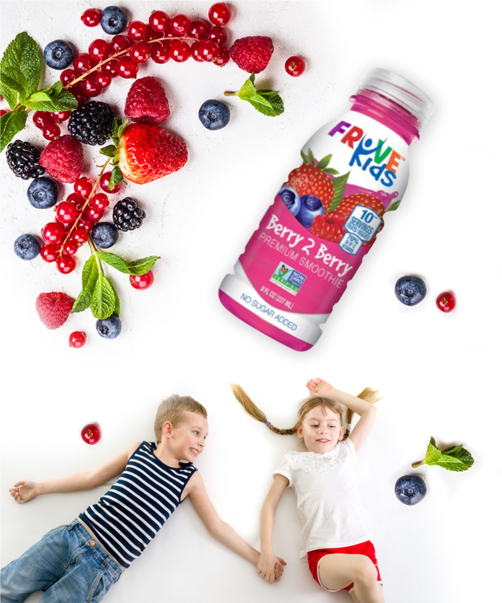 Fruve Fruits Juice | Blend Of Summertime Berries