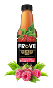 Fruve Fruits Juice | Raspberry Black Tea | Naturally Sweetened