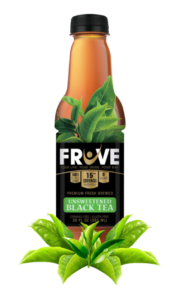 Fruve Fruits Juice | Unsweetend Black Tea | Fruve Teas