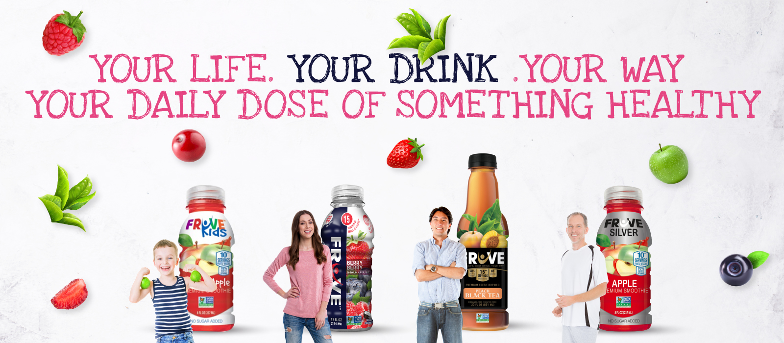Fruve Fruits Juice | Your Life. Your Drink. Your Way | Fruve Kids | Fruve Silver | Fruve Teas