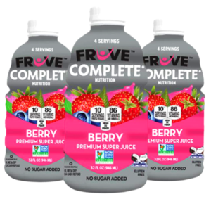 FREE 32 oz. FrUve Complete Sup...